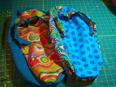 flip flop pillow pattern and tutorial