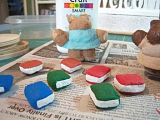 teacher gift bear