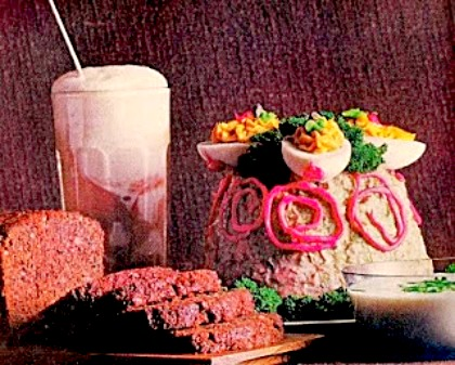 mystery meatloaf vintage better homes and gardens