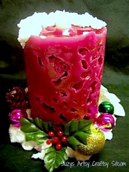 ice candles diy tutorial