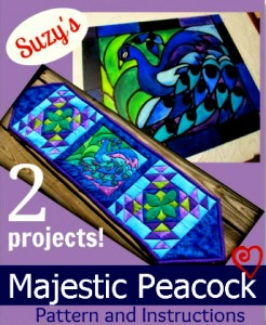 majestic peacock pattern ebook