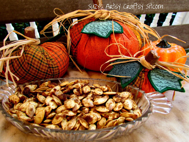Candied Pumpkin Seeds2