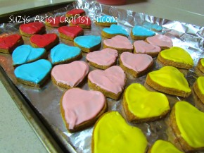 conversation hearts dog treats