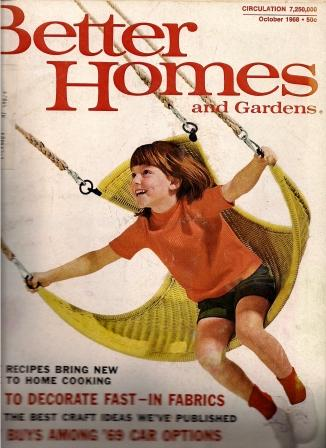 Better Homes and Gardens 1968
