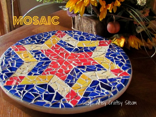 mosaic diy tutorial