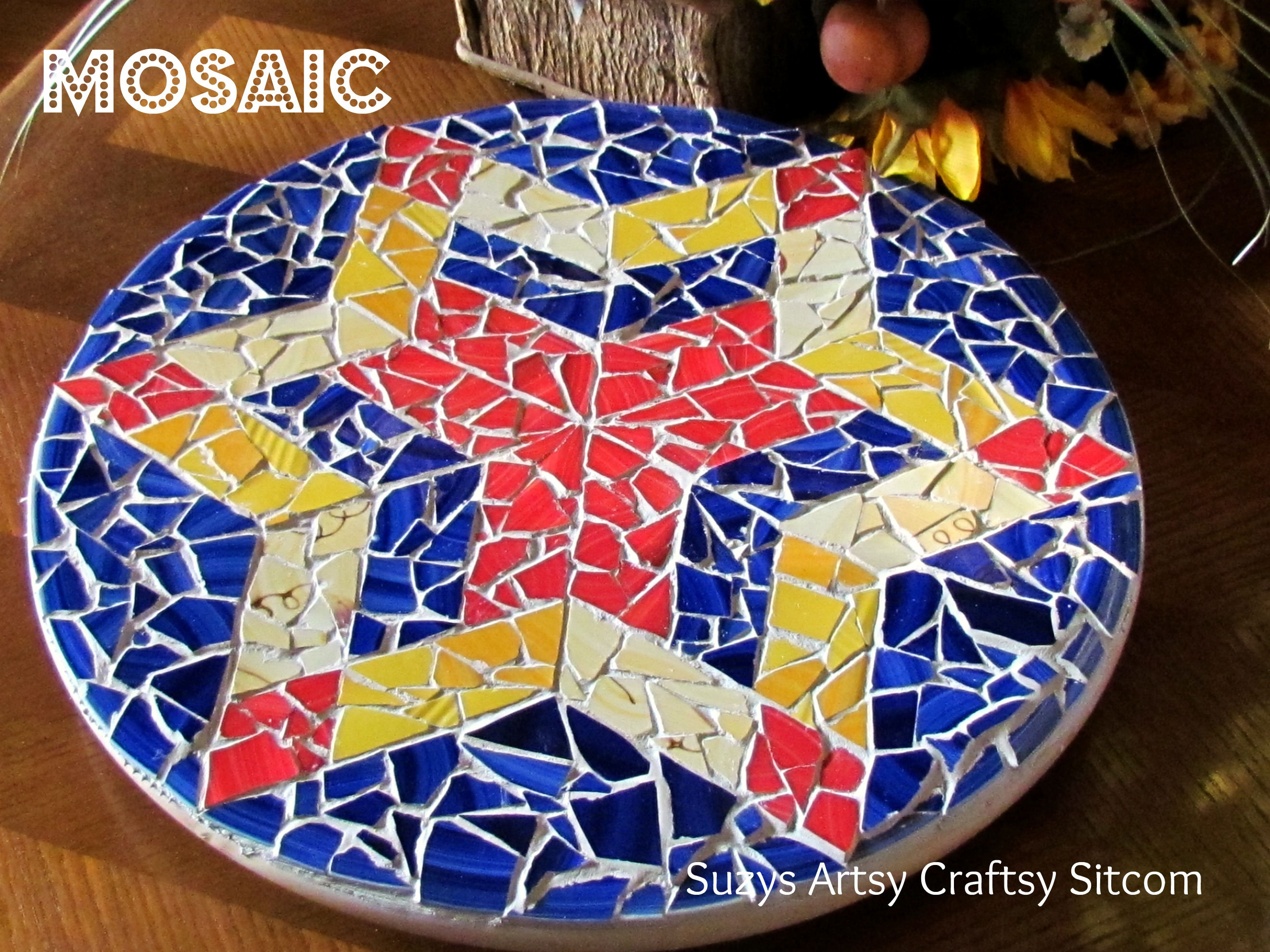 Feature Friday- Creating mosaics the easy way!