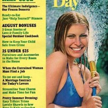 womans day magazine august 1978