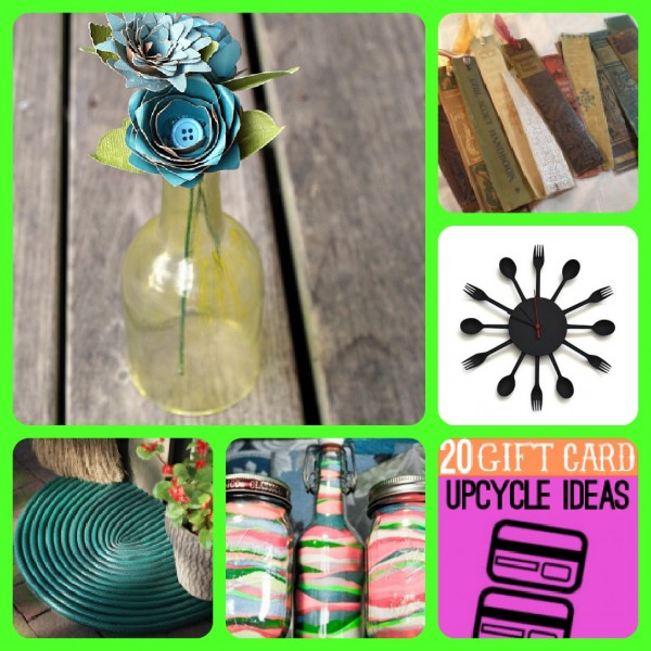 TotallyGreenCrafts #recycled crafts #diy