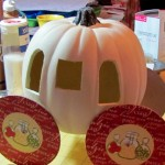 Pumpkin Carriage/Suzys Artsy Craftsy Sitcom #paper crafts