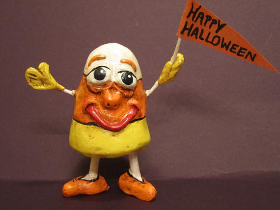Candy Corn Man #etsy #paper crafts