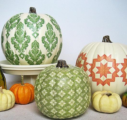 Decorating With Pumpkins- 5 Great Tutorials