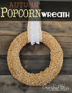 Autumn-Popcorn-Wreath by Cherished Bliss