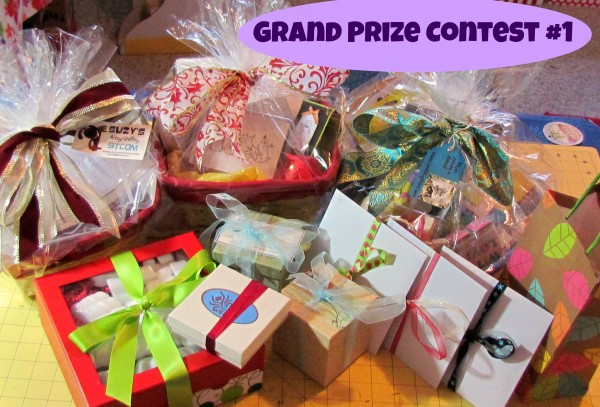 Grand prize Totally Green Crafts @totgreencrafts