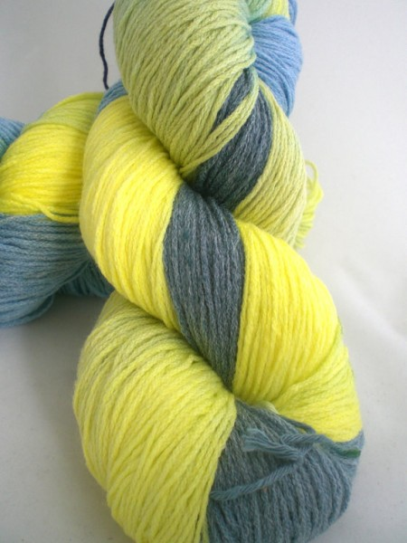 Handpainted Yarn #etsy #yarn