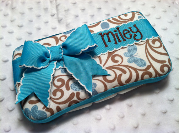 Boutique Diaper Wipes Case- Stylin' n Profilin'