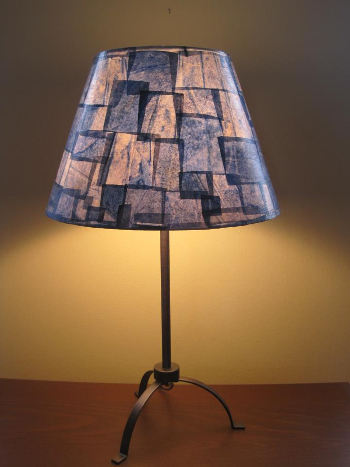 Lampshades made with coffee filters coffee filter lampshade by lampada etsy aloadofball Images