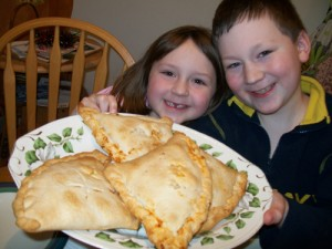 Two Kids Cooking featured at Totally Green Crafts #recipes #kids crafts