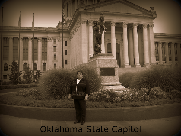 Oklahoma State Capitol #photography challenge