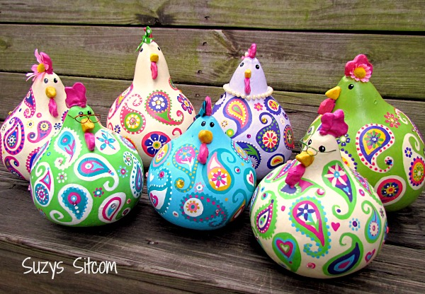 gossiping chickens on etsy