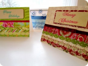 scalloped cards by Etcetorize