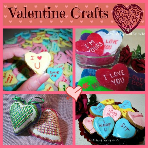 valentines day crafts