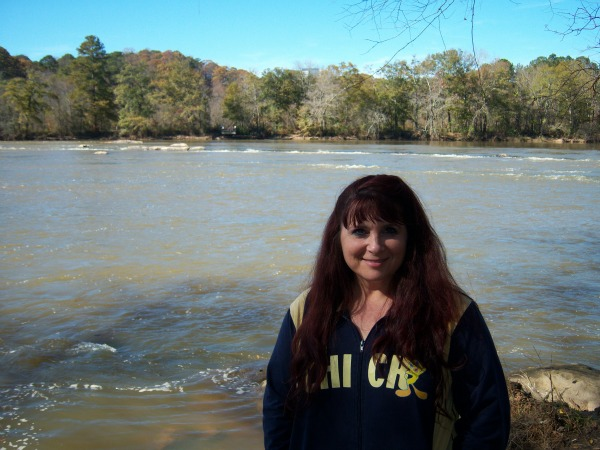 new year resolution hiking chattahoochee river