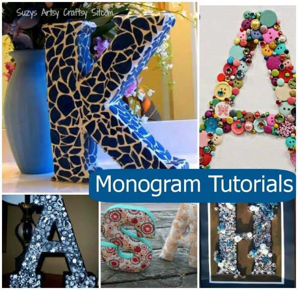 monogram tutorials