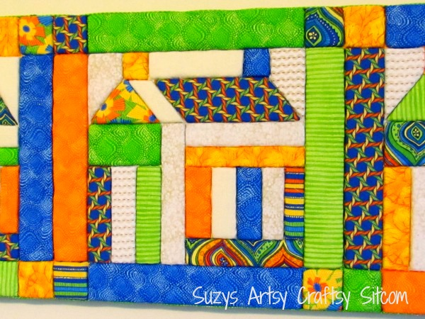 recycled crafts faux quilted bulletin board18