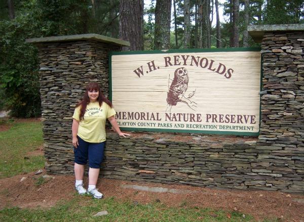 new year resolution hiking w.h.reynolds park