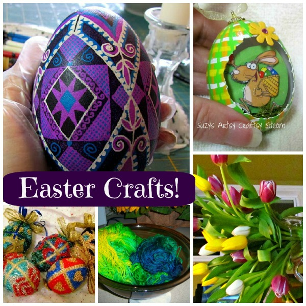 unique crafts for easter