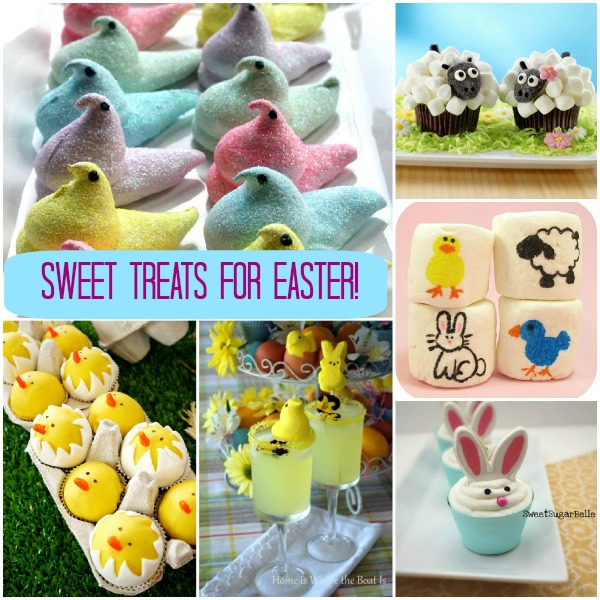 recipes for easter treats