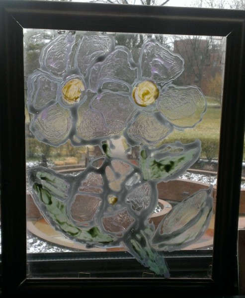faux stained glass 2