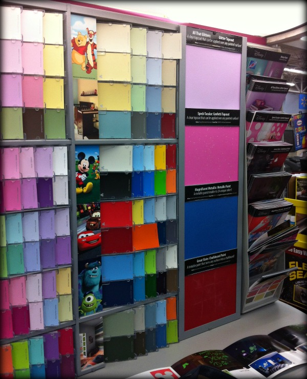 Disney Paint Colors And Ideas: Refresh A Room Series Part 1: Revamp With Disney Paint