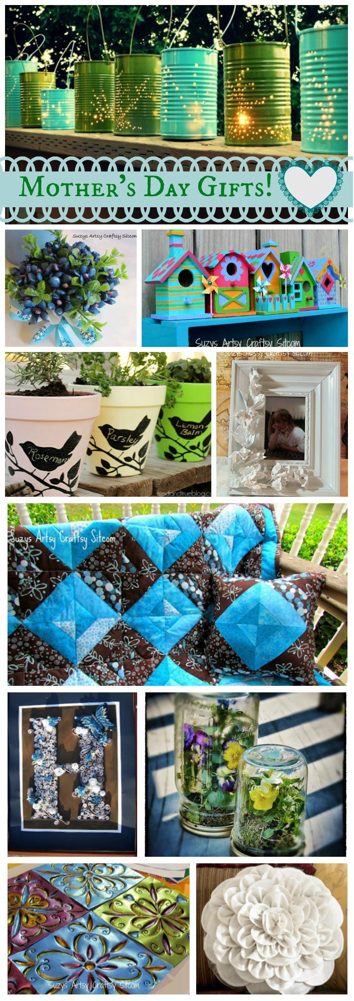 mothers day gift craft projects