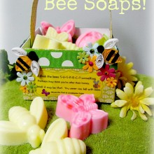 winnie the pooh bee soaps