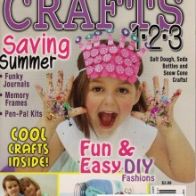 kids crafts 123 magazine