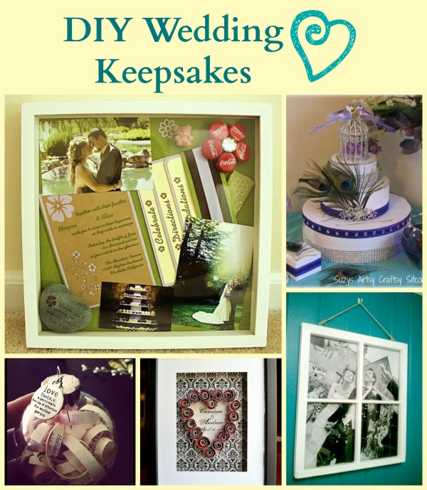 Craft Projects to Make Use of All Your Wedding ?Leftovers
