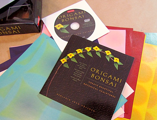 origami bonsai book review