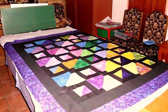readers version batiks gone wild quilt pattern