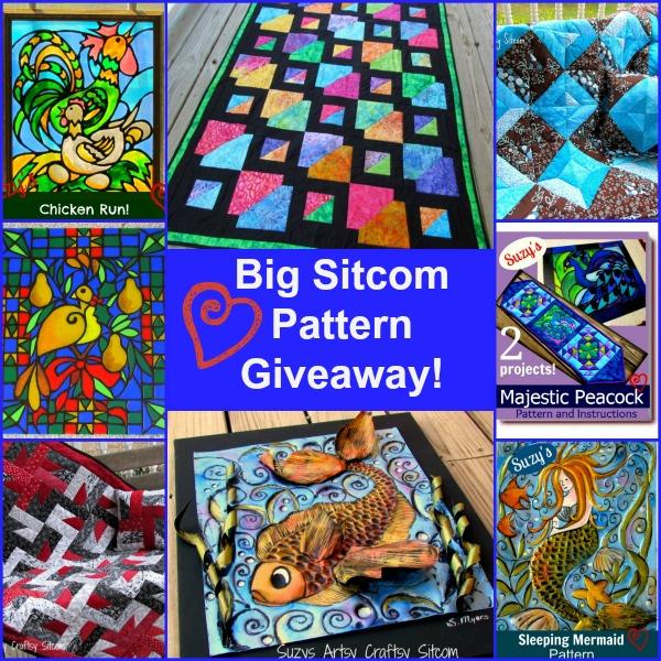 Sitcom Giveaway Patterns