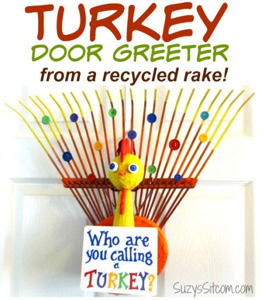 turkey door greeter