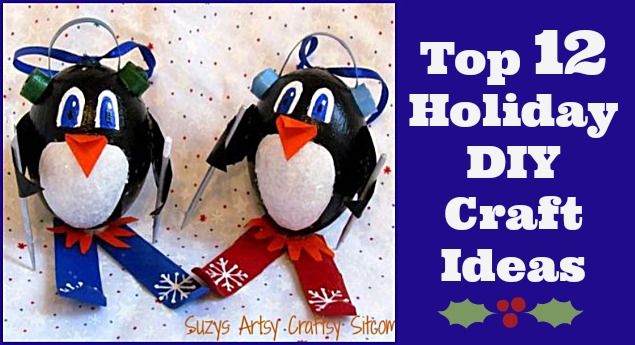 top holiday craft ideas