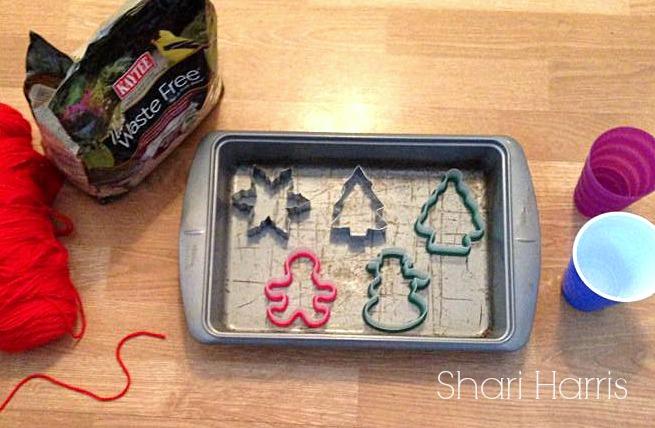 diy ice ornaments kids crafts
