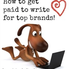 how to get paid to write for top brands