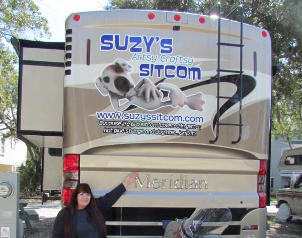 suzys sitcom rv banner
