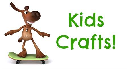 kids crafts from suzys sitcom