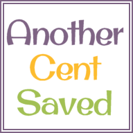 another cent saved logo