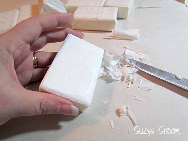easy diy decorative soaps