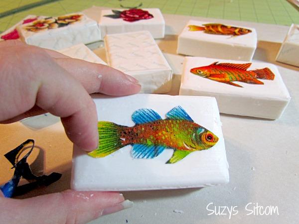 easy diy decorative soaps
