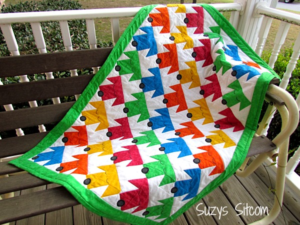 Sleepy Puppies Quilt